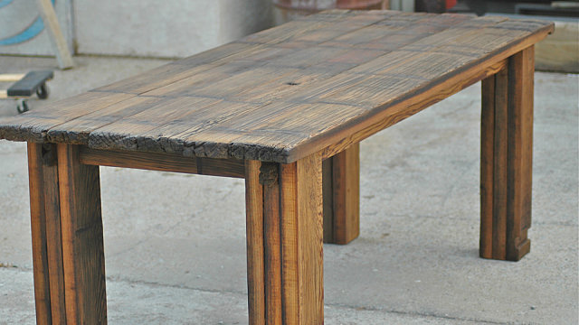 Troyer Mill Dining Table