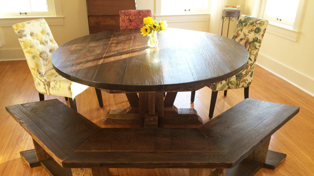Wimbledon Pedestal Dining Table