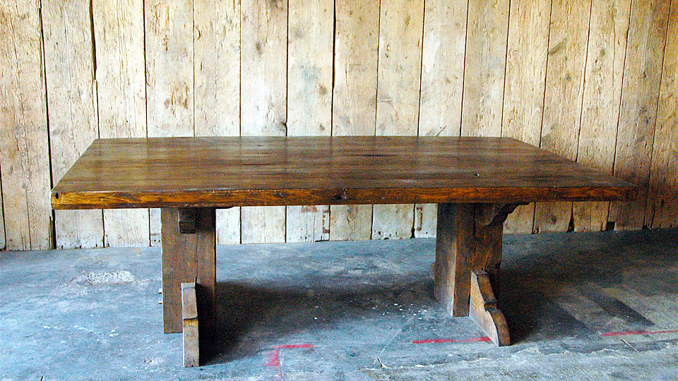 The Kirkland Dining Table Products The Kirkland Dining Table - Nashville dining table