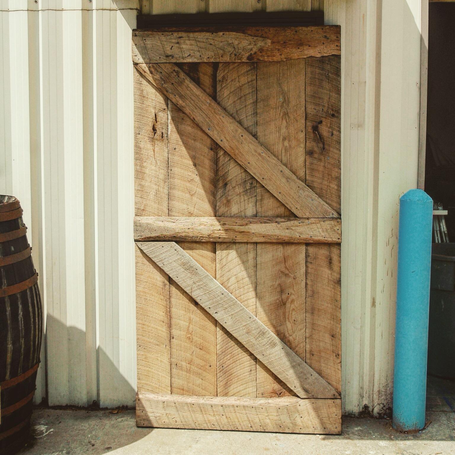 Z door sc 1 st rustica hardware for Barn wood salvage companies