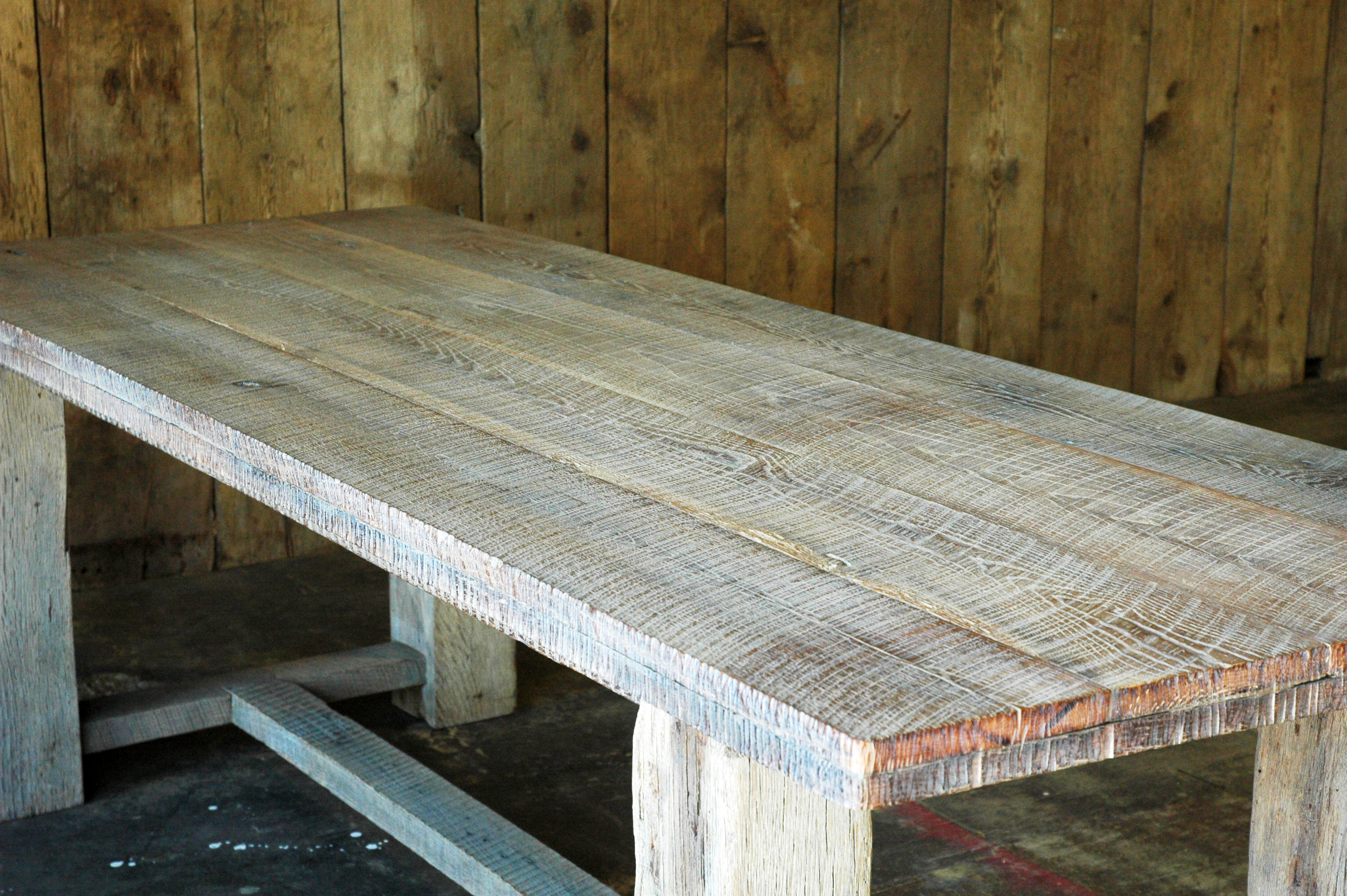 Barn Wood Dining Table